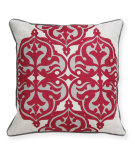 RugStudio presents Classic Home Villa Bohemian Chic V350104 Red