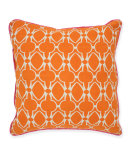 RugStudio presents Classic Home Villa Carnaby Street V450019 Baja Orange