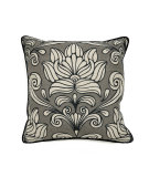 RugStudio presents Classic Home Villa Versailles V450453 Maesta Grey/Cream