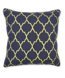 RugStudio presents Classic Home Villa Urban Origami V550900 Kato Navy
