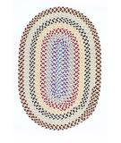 RugStudio presents Colonial Mills Boston Common BC82 Harbour Lites Braided Area Rug