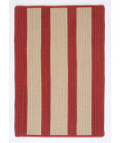 RugStudio presents Colonial Mills Boat House Bt79 Rust Red Braided Area Rug