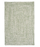 RugStudio presents Colonial Mills Catalina Ca69 Greenery Braided Area Rug