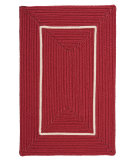 RugStudio presents Colonial Mills Doodle Edge Fy72 Red Braided Area Rug
