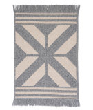 RugStudio presents Colonial Mills Sedona Ed19 Gray Braided Area Rug