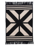 RugStudio presents Colonial Mills Sedona Ed29 Black Braided Area Rug