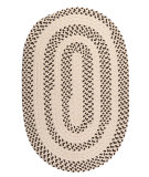 RugStudio presents Colonial Mills Elmwood EM99 Bark Braided Area Rug
