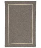 RugStudio presents Colonial Mills Shear Natural EN32 Rockport Braided Area Rug