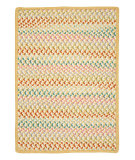 RugStudio presents Colonial Mills Color Frenzy Fr39 Go Bananas Braided Area Rug