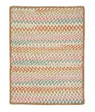 RugStudio presents Colonial Mills Color Frenzy Fr89 Sandbox Braided Area Rug