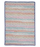 RugStudio presents Colonial Mills Color Frenzy Fr99 Tutu Purple Braided Area Rug