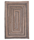 RugStudio presents Colonial Mills Gloucester Gl88 Cashew Braided Area Rug