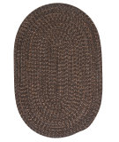 RugStudio presents Colonial Mills Hayward Hy99 Bark Braided Area Rug