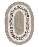 RugStudio presents Colonial Mills Jefferson J801 Desert Beige Braided Area Rug