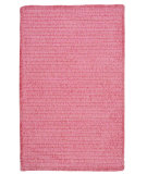 RugStudio presents Colonial Mills Simple Chenille M701 Silken Rose Braided Area Rug