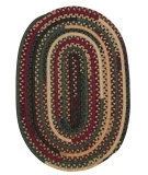 RugStudio presents Colonial Mills Market Mix Mm01 Winter Braided Area Rug