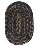 RugStudio presents Colonial Mills Midnight Mn47 Carbon Braided Area Rug
