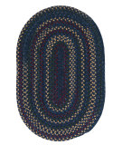 RugStudio presents Colonial Mills Midnight Mn57 Indigo Braided Area Rug