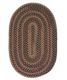 RugStudio presents Colonial Mills Midnight Mn97 Mocha Braided Area Rug