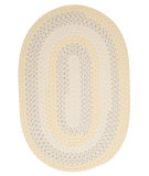 RugStudio presents Colonial Mills Carousel Ou39 Sun Squeeze Braided Area Rug