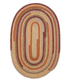RugStudio presents Colonial Mills Quilter's Choice Qc10 Rustic Blend Braided Area Rug