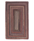 RugStudio presents Colonial Mills Ridgevale RV40 Stone Harbor Braided Area Rug