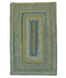 RugStudio presents Colonial Mills Ridgevale RV50 Whipple Blue Braided Area Rug