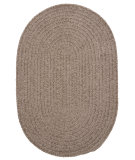 RugStudio presents Colonial Mills Spring Meadow S902 Stone Braided Area Rug
