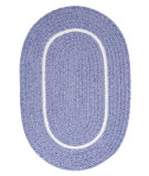 RugStudio presents Colonial Mills Silhouette Sl95 Amethyst Braided Area Rug