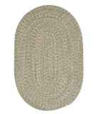 RugStudio presents Colonial Mills Tremont Te29 Palm Braided Area Rug