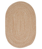 RugStudio presents Colonial Mills Tremont Te89 Evergold Braided Area Rug