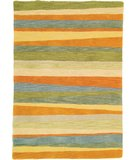 RugStudio presents Company C Sun Kissed 0218469 Warm Hand-Hooked Area Rug