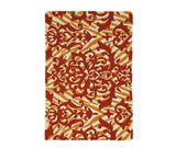 RugStudio presents Company C Serengeti 18742 Chili Hand-Hooked Area Rug
