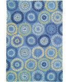 RugStudio presents Company C Dandelion 18234 Cornflower Hand-Tufted, Good Quality Area Rug
