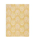 RugStudio presents Company C Chloe 18694 Gold Hand-Tufted, Best Quality Area Rug