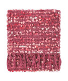 RugStudio presents Company C Park Throw 18790 Blush Woven