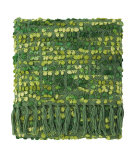 RugStudio presents Company C Park Throw 18790 Clover Woven