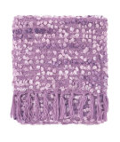 RugStudio presents Company C Park Throw 18790 Lilac Woven