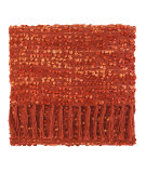 RugStudio presents Company C Park Throw 18790 Newport Red Woven
