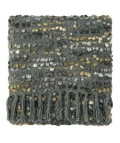 RugStudio presents Company C Park Throw 18790 Pewter Area Rug