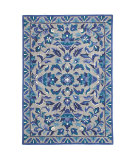 RugStudio presents Company C Chesapeake 18920 Ultramarine Hand-Tufted, Good Quality Area Rug