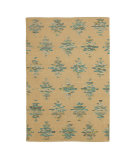 RugStudio presents Company C Hacienda 18958 Turquoise Woven Area Rug