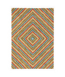 RugStudio presents Company C Serape 18962 Multi Hand-Tufted, Good Quality Area Rug