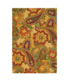 RugStudio presents Company C Devonshire 18964 Dijon Hand-Tufted, Good Quality Area Rug