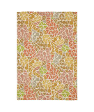 RugStudio presents Company C Sea Glass 19013 Coral Hand-Tufted, Good Quality Area Rug