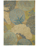 RugStudio presents Company C Monterey 19014 Lagoon Hand-Tufted, Good Quality Area Rug