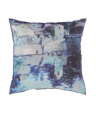 RugStudio presents Company C Danube Pillow Indigo