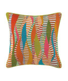 RugStudio presents Company C Gidget Bright Pillow Multi