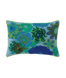 RugStudio presents Company C Pippa Pillow Capri Blue