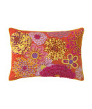 RugStudio presents Company C Pippa Pillow Coral